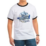 Air force planes p 51 Ringer T