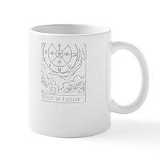 Tarot Key 10 - Wheel of Fortune Mug