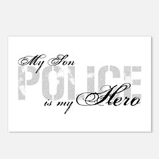 My Son is My Hero - POLICE Postcards (Package of 8