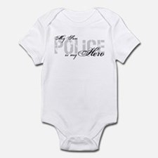 My Son is My Hero - POLICE Infant Bodysuit