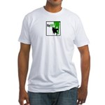 MayDOG Fitted T-Shirt
