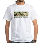 MayDOG White T-Shirt