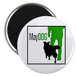 "MayDOG 2.25"" Magnet (100 pack)"