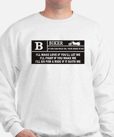 Rated B Sweater
