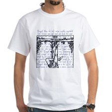 Tarot Key 12 - The Hanged Man Shirt