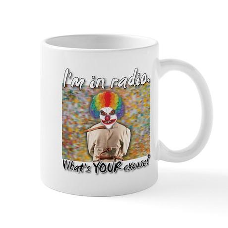 """""""I'm In Radio"""" DJ Mug"""
