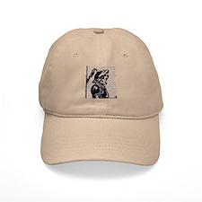 Tarot Key 13 - Death Baseball Cap