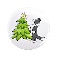 Border Collie Christmas 3.5
