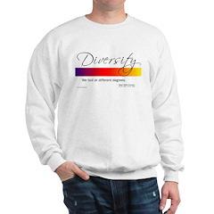 Emerson Quote - Diversity Sweatshirt