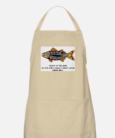 A Great Catch BBQ Apron