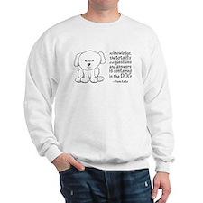 Kafka Dog Sweatshirt