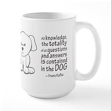 Kafka Dog Mug