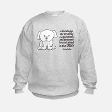 Kafka Dog Sweatshirt