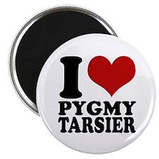 I love Pygmy Tarsier Magnet