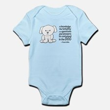 Kafka Dog Infant Bodysuit