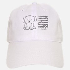 Kafka Dog Baseball Baseball Cap