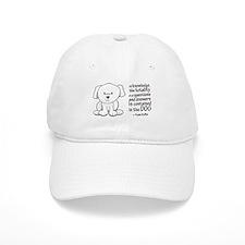 Kafka Dog Baseball Cap