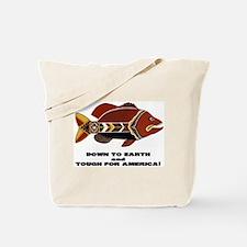 Tough 4 America! Tote Bag