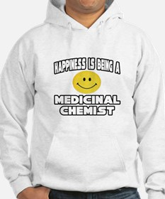 """Happiness..Med Chemist"" Jumper Hoody"