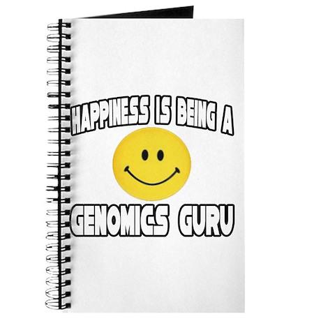 """""""Happiness..Genomics Guru"""" Journal"""