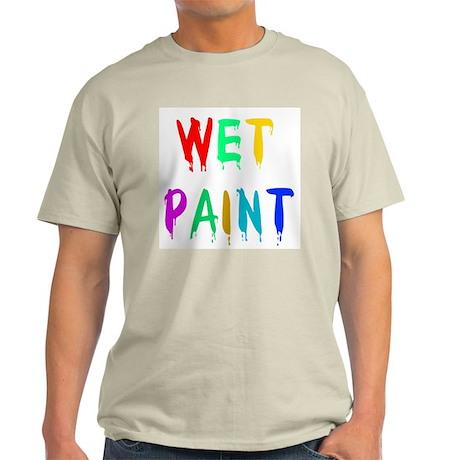 WET PAINT Light T-Shirt