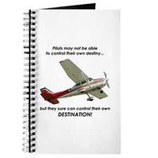 Pilots control their own destination Journal