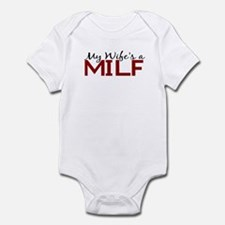 My Wife's a MILF Onesie