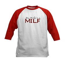 My Wife's a MILF Tee
