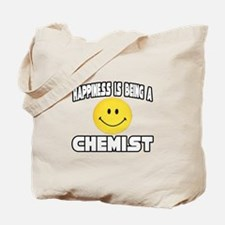 """""""Happiness...Chemist"""" Tote Bag"""
