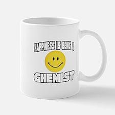 """""""Happiness...Chemist"""" Mug"""