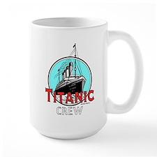 Titanic Crew Mug