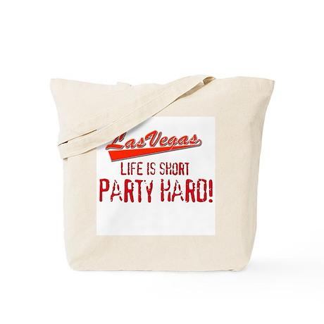 Las Vegas Party Hard Tote Bag