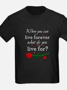 Live Forever T
