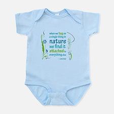 Nature Atttachment Infant Bodysuit