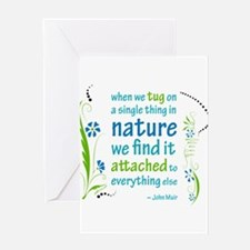Nature Atttachment Greeting Card