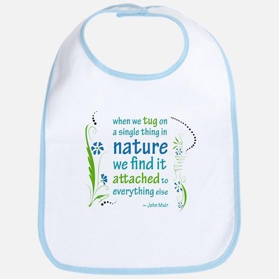 Nature Atttachment Bib