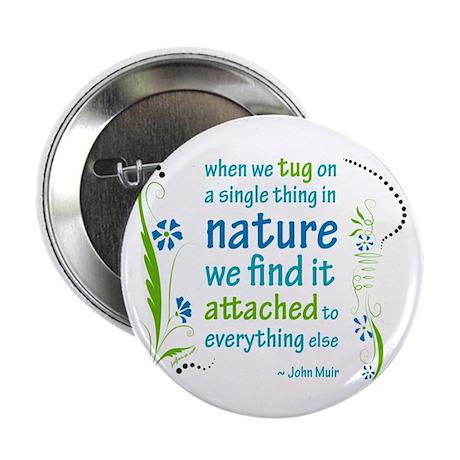 "Nature Atttachment 2.25"" Button (100 pack)"