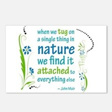 Nature Atttachment Postcards (Package of 8)