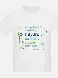 Nature Atttachment T-Shirt