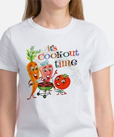 Cook-Out Time Women's T-Shirt