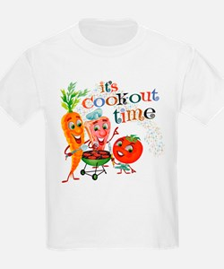 Cook-Out Time T-Shirt