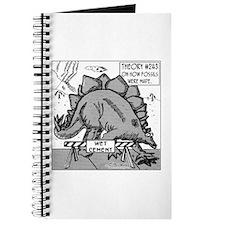 Dinosaurs & Wet Cement Journal
