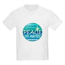 Cool Peace christmas T-Shirt