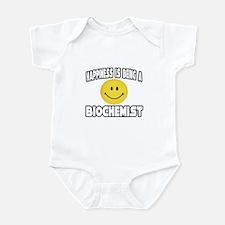 """Happiness...Biochemist"" Infant Bodysuit"
