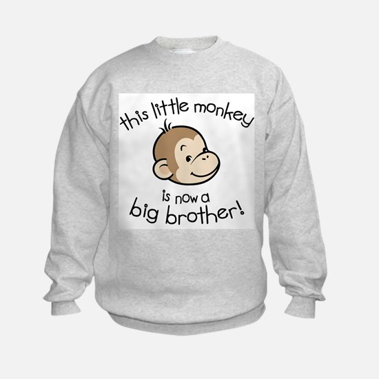 Big Brother - Monkey Face Sweatshirt