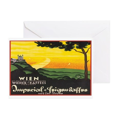 Wien Austria Greeting Cards (Pk of 10)