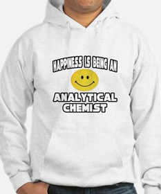 """Happiness..Analytical Chemist"" Jumper Hoody"