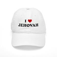 I Love JEHOVAH Baseball Cap