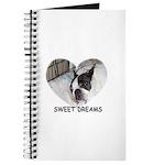 SWEET DREAMS BOSTON TERRIER Journal