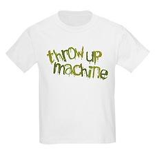 Throw Up Machine T-Shirt